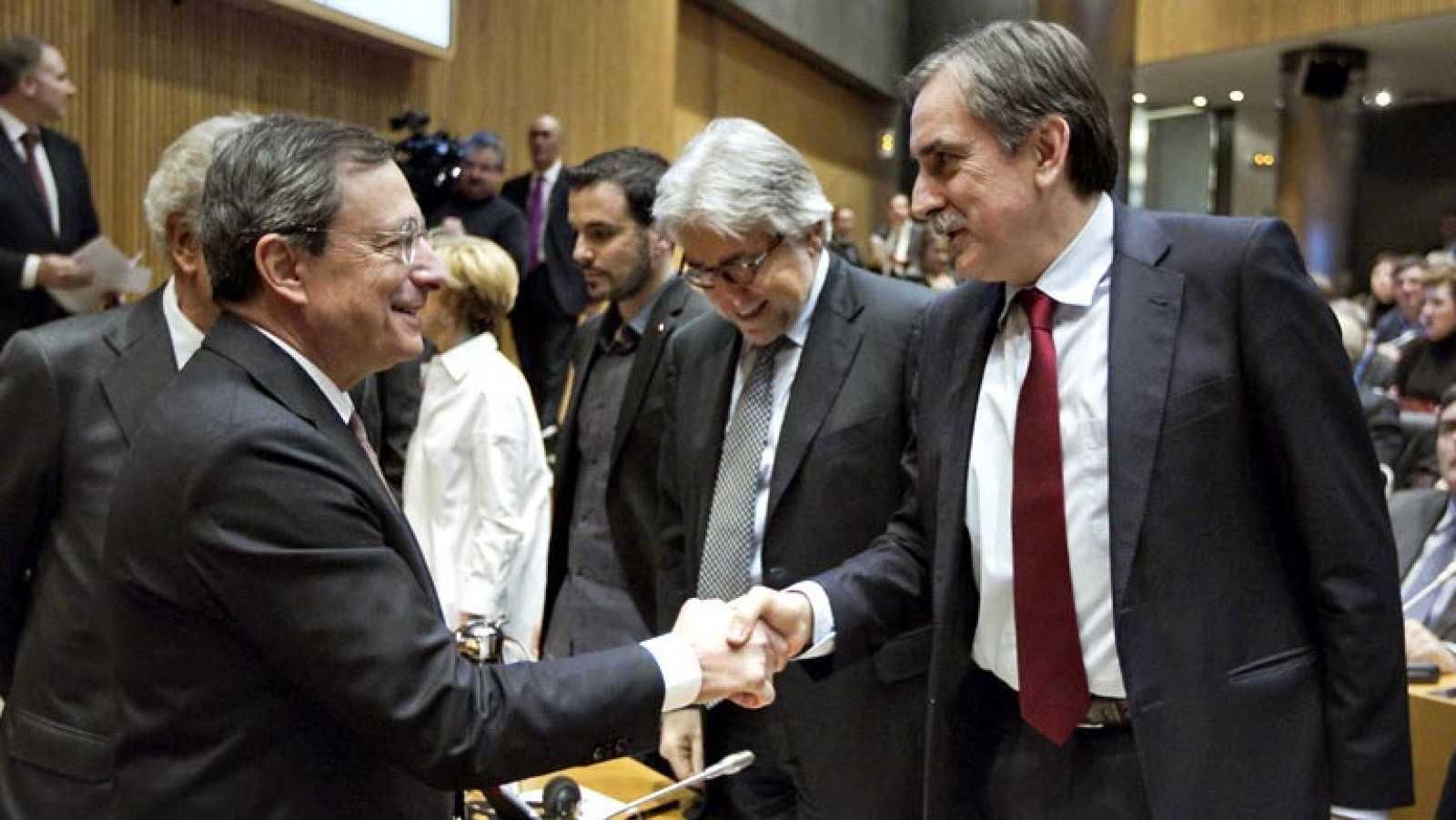 """El PSOE, a Draghi: """"España ha perdido 850.000 empleos por la austeridad a ultranza"""""""