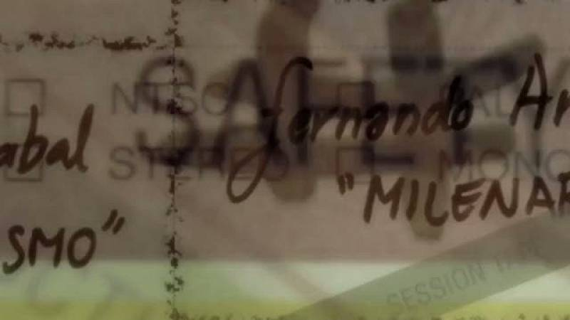 Viva La 2, Fernando Arrabal: Milenarismo