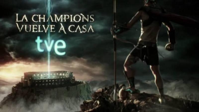 La Champions vuelve a casa