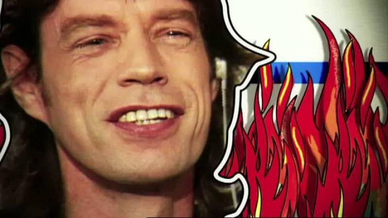 Viva La 2, Mick Jagger: Señora...