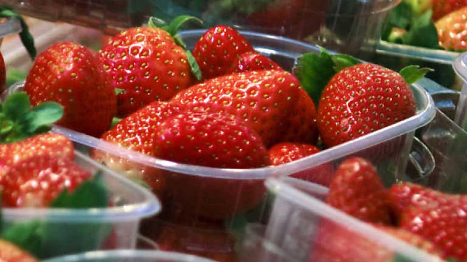 Un país para comérselo - Huelva. Strawberry Fields y un poquito de jamón - ver ahora