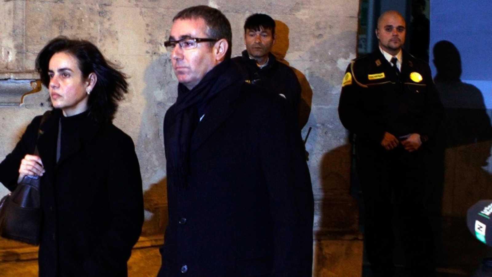 Diego Torres, ex socio de Iñaki Urdangarín declara ante el juez