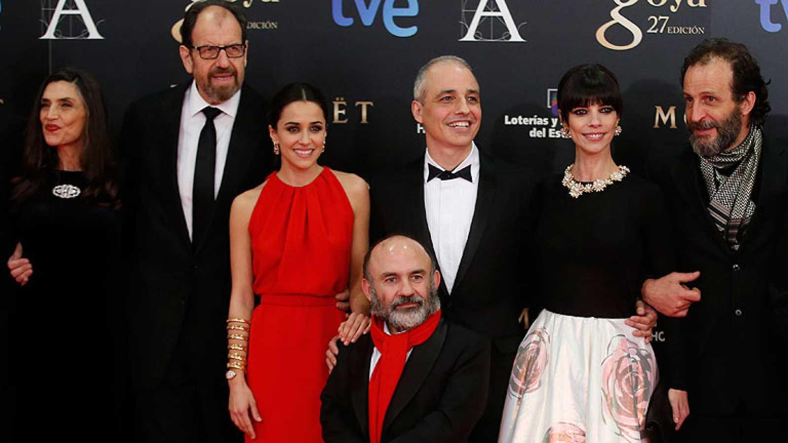 """""""Blancanieves"""", Mejor Película en los Goya"""