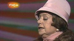 Fantástico - La sección de Doña Pura Cotillón - 5/11/1978