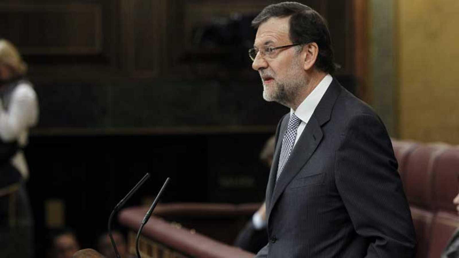 Debate sobre el estado de la Nación 2013 - Discurso de apertura de Mariano Rajoy - Ver ahora