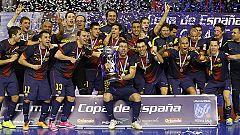 Barcelona Alusport 4-2 ElPozo Murcia