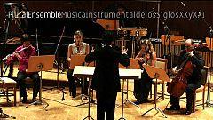 Programa de mano - Los conciertos de Plural Ensemble