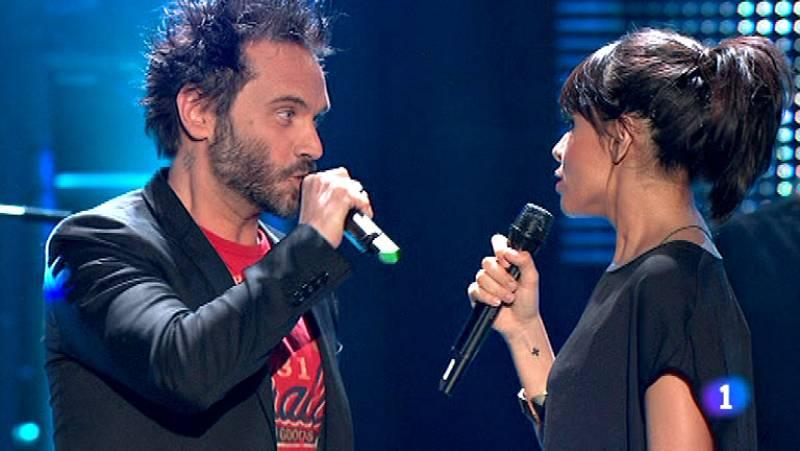 ESDM y Nek cantan 'Chocar'