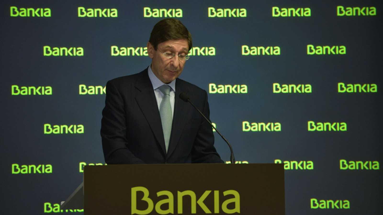 Bankia cierra  2012 con pérdidas por encima de diecinueve mil millones de euros