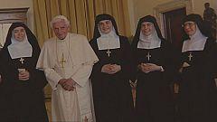 El papa se retira al monasterio Mater Ecclesiae después de Castelgandolfo