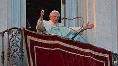 Las mejores imágenes de la despedida de Benedicto XVI