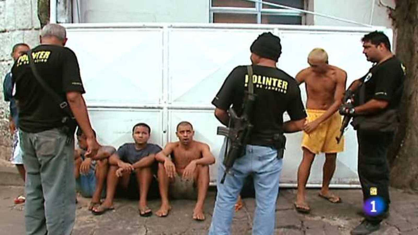 En Portada - Guerra y paz en la favela olímpica - Ver ahora