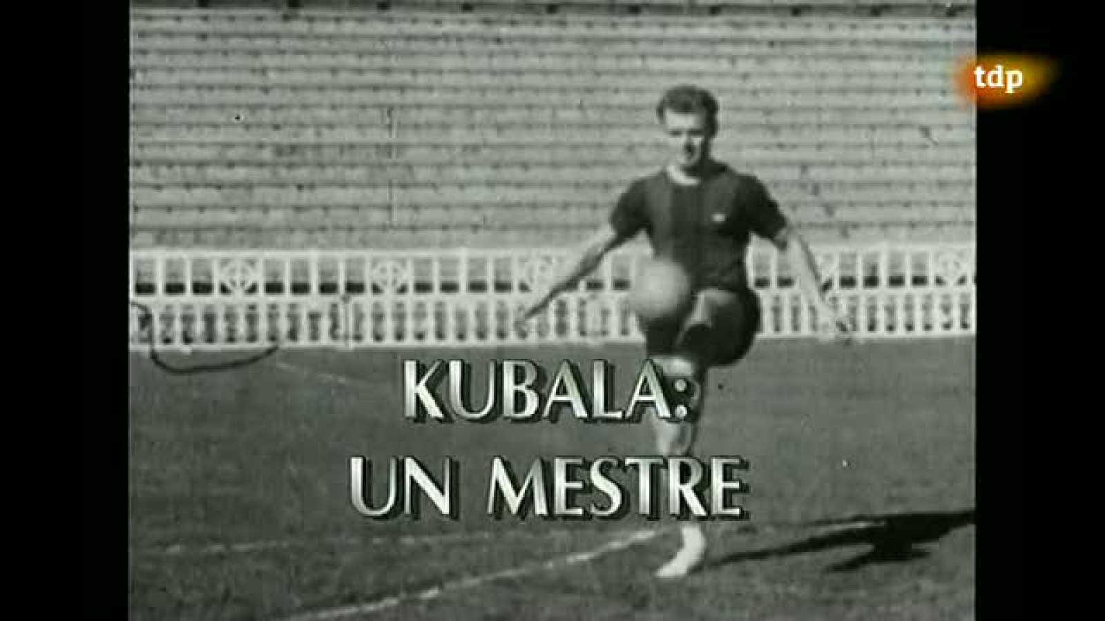Kubala, la revolución en el Barça