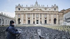 Casi todos los cardenales electores del nuevo papa ya se encuentran en Roma