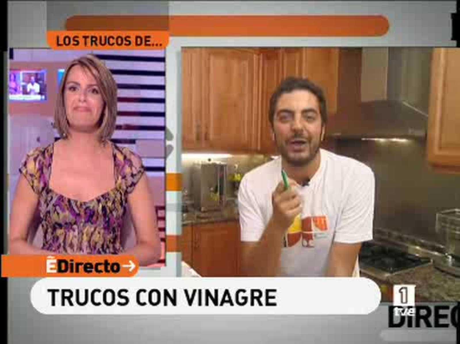 España Directo Los Trucos Del Vinagre Rtve Es