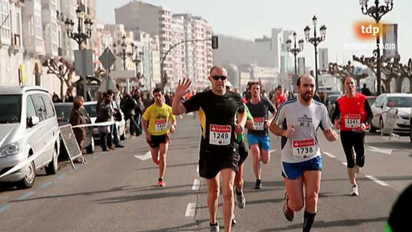Atletismo - Media Maratón de Santander - ver ahora