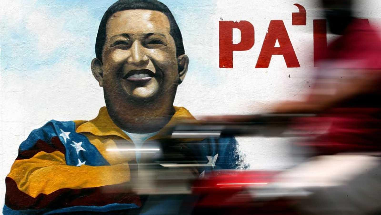 MUERE HUGO CHÁVEZ VENEZUELA