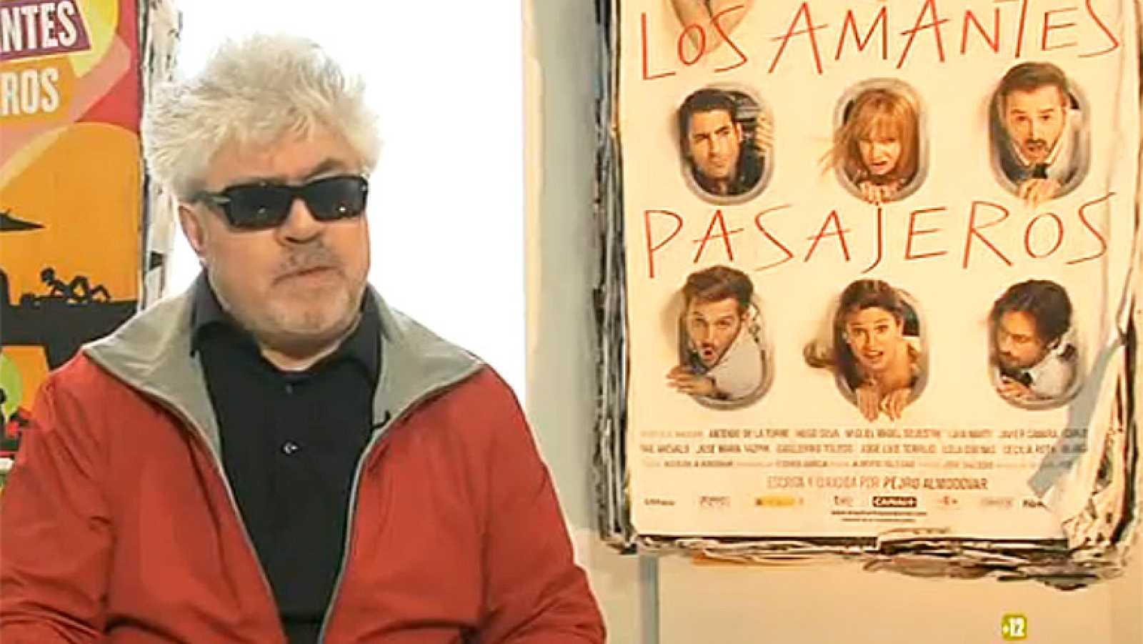 Días de cine: 'Los amantes pasajeros'