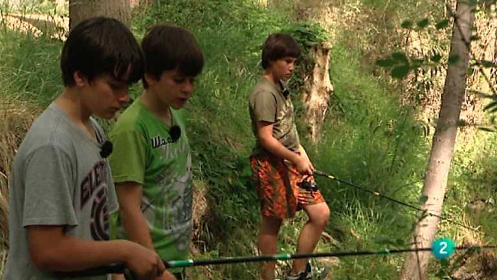 Jara y sedal - Cuando empezamos a pescar - ver ahora