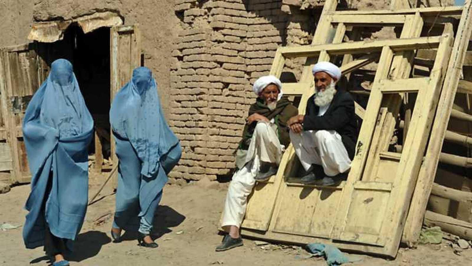 Informe Semanal - El rostro oculto de Afganistán - ver ahora
