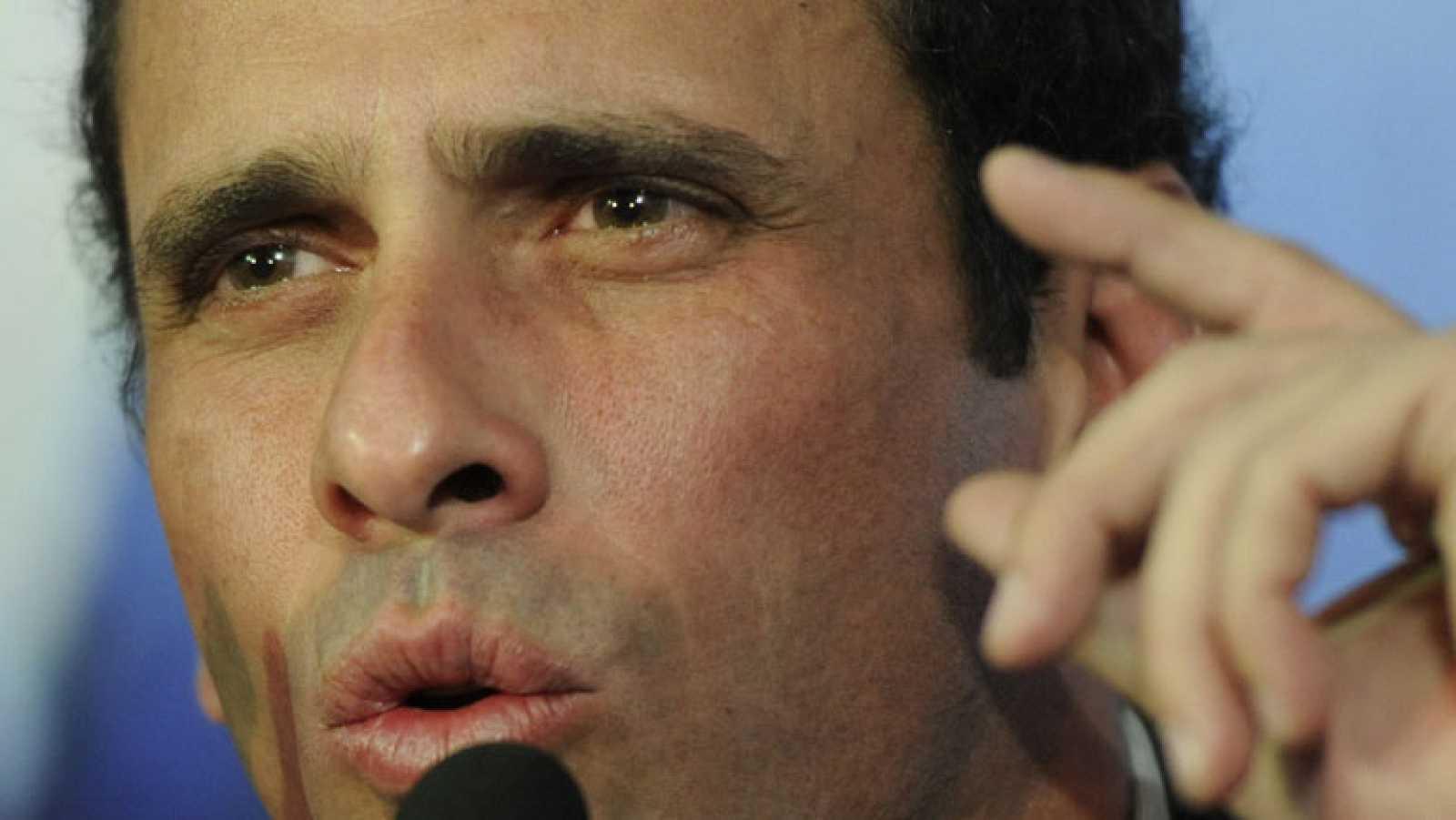 Henrique Capriles confirma que se presenta a las elecciones presidenciales