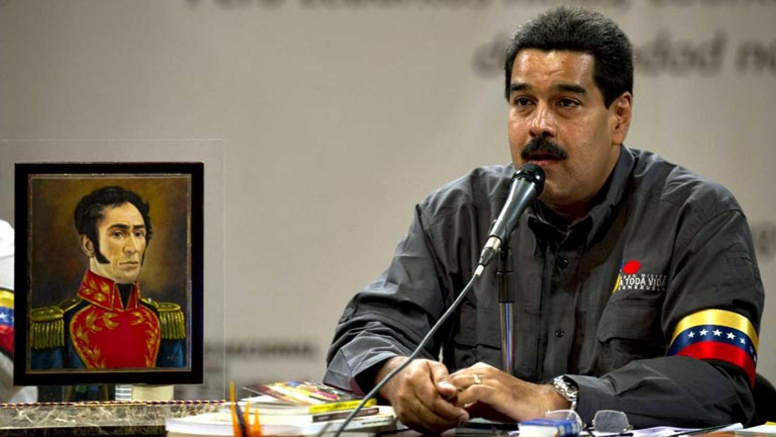 Maduro dice que Chávez influyó en el nombramiento de un papa suramericano