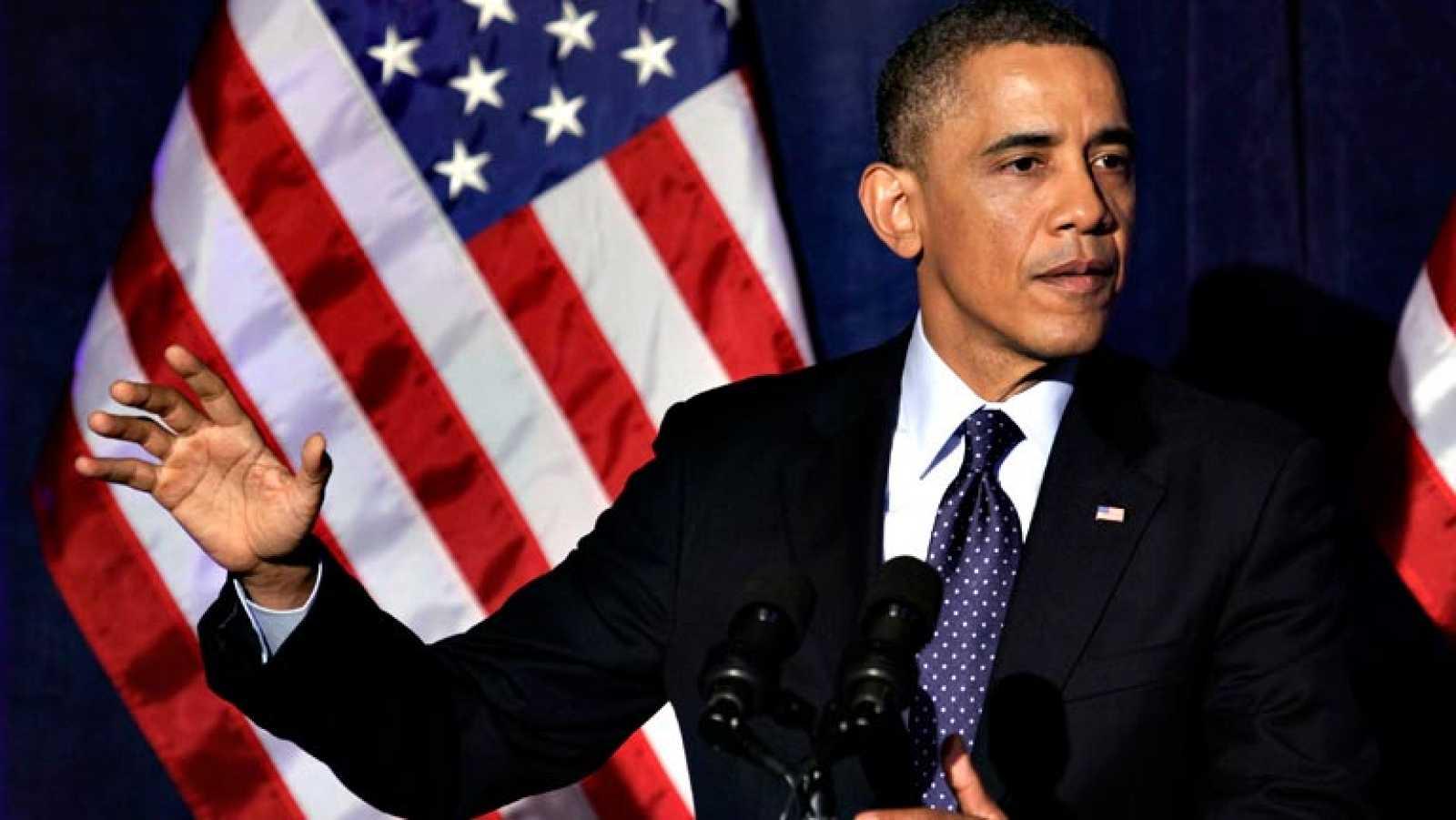 """Obama espera trabajar con el papa Francisco """"para impulsar la paz"""""""