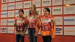 Esquí - Audi Quattro Cup. Prueba Baqueira Beret