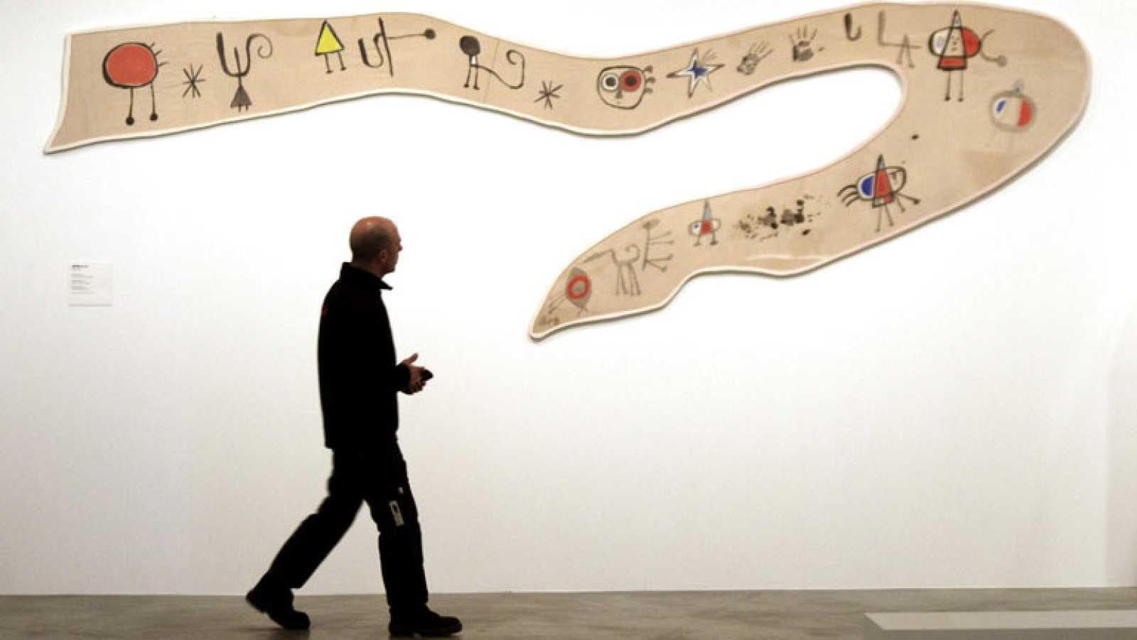 Picasso, Miró o Matisse en el Museo Guggenheim de Bilbao