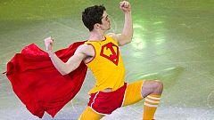Javier Fernández, 'Superhéroe' de hielo