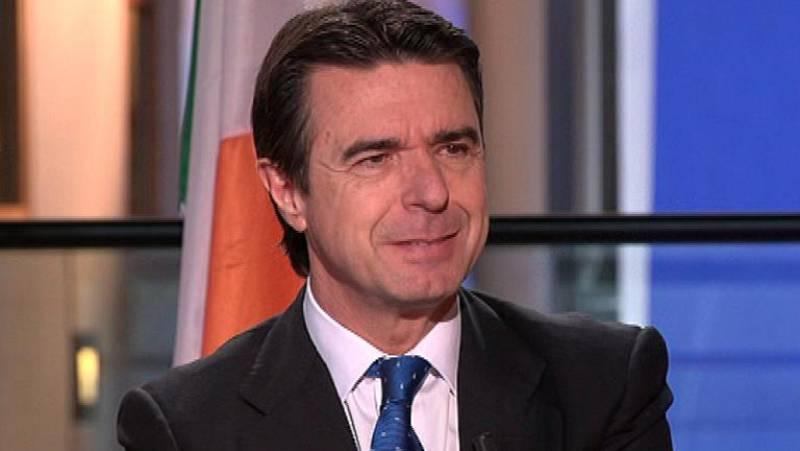 Europa 2013 - Entrevista a José Manuel Soria - 15/03/13