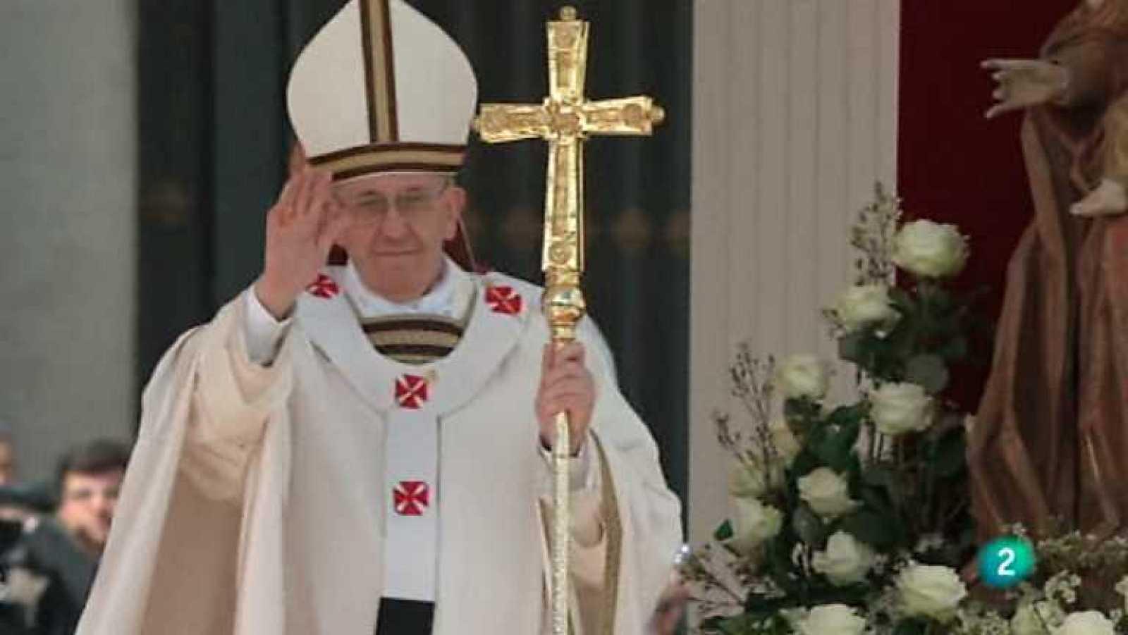 Especial Día del Señor - Misa de inicio del Pontificado del papa Francisco - Ver ahora