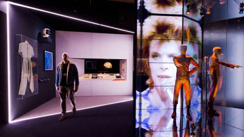 Exposición en el Victoria & Albert Museum sobre David Bowie