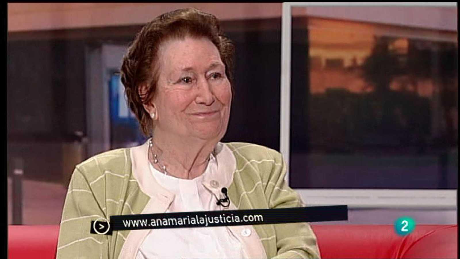 Para Todos La 2 -  Entrevista Ana María Lajusticia, nutricinista