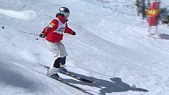 Esquí Freestyle - Copa del Mundo. Final Dual Moguls, masculino y femenino
