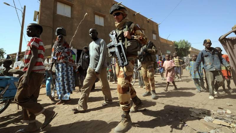 Un año de guerra en Mali