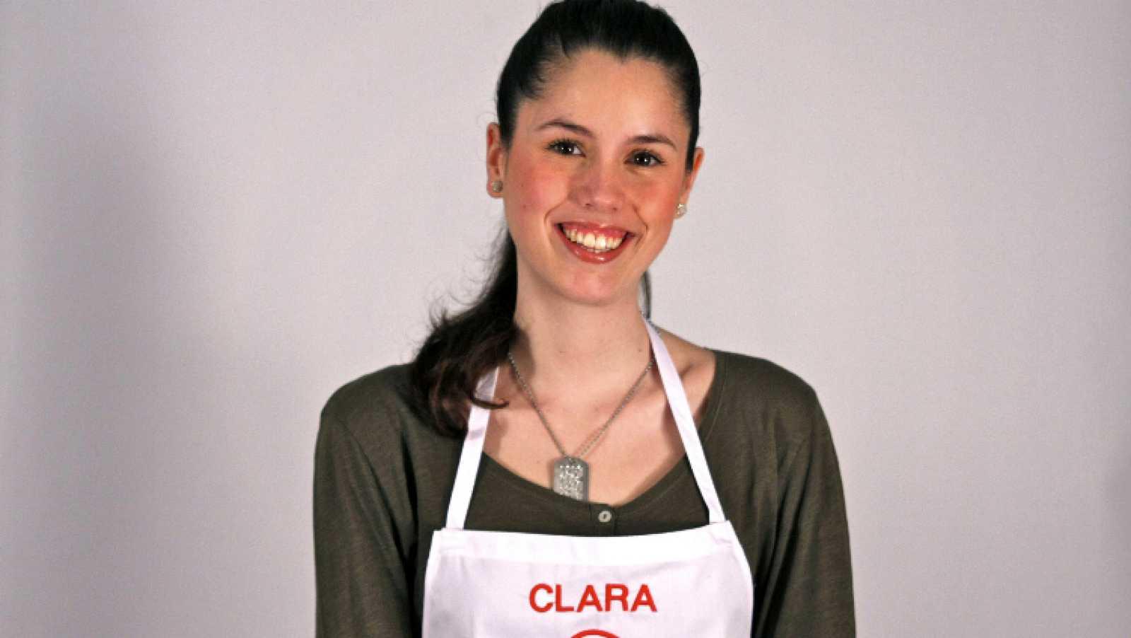 MasterChef - Clara. 22 años, estudiante (Madrid)