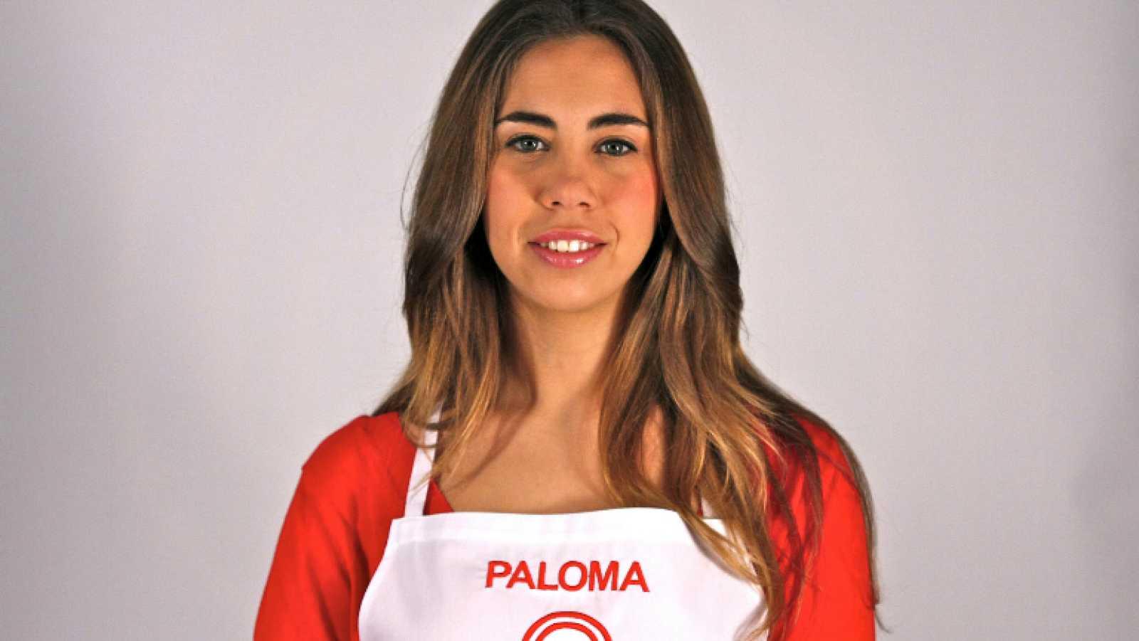 MasterChef - Paloma. 22 años, estudiante (Madrid)