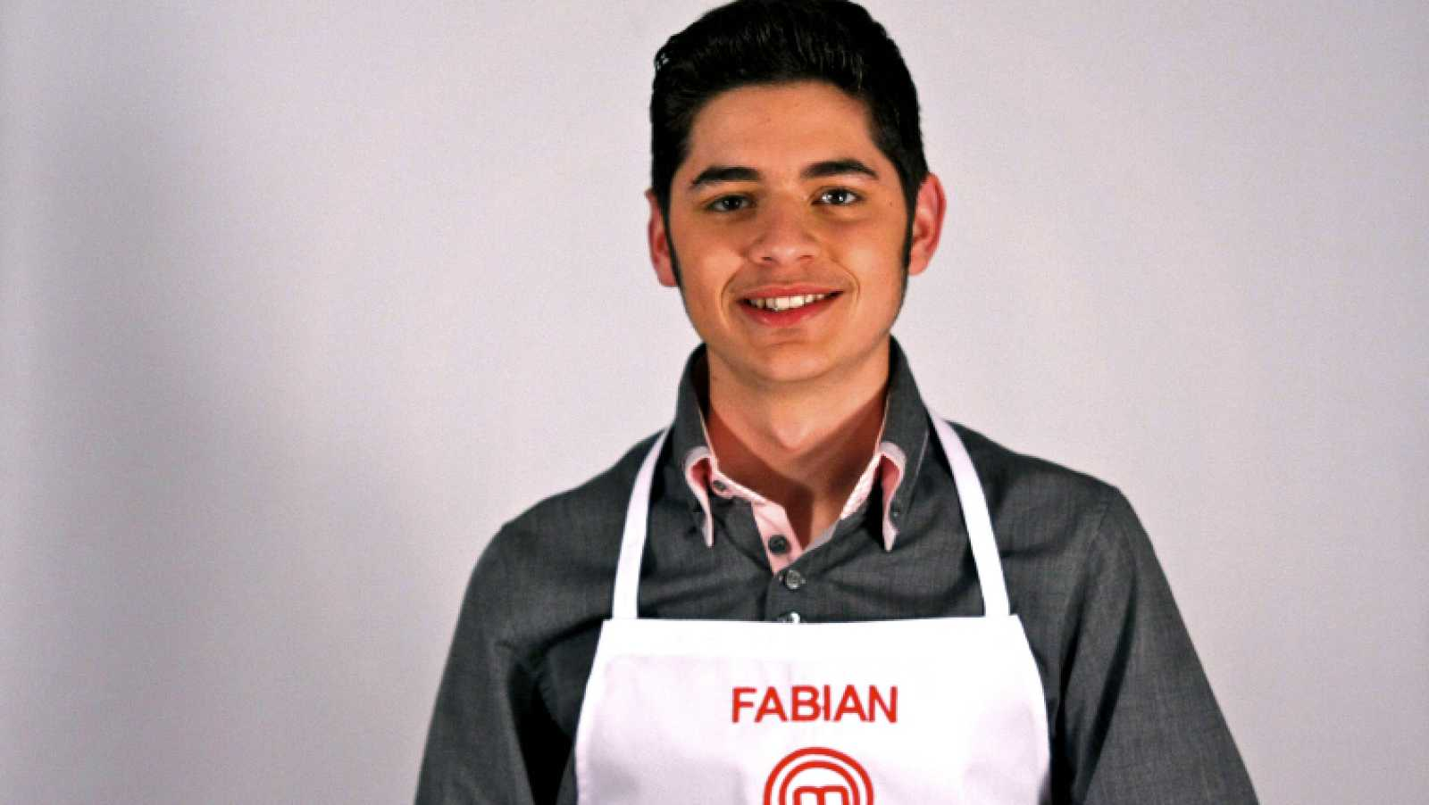 MasterChef - Fabián. 18 años, estudiante (Palma de Mallorca)