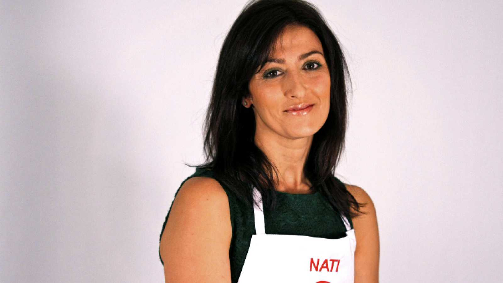 MasterChef - Nati. 42 años, administrativa (Vitoria)
