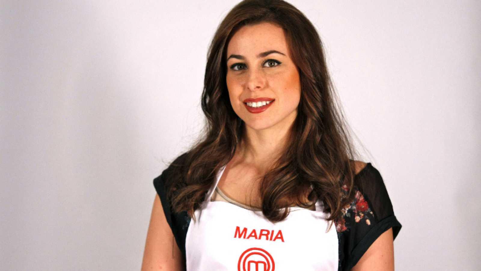 MasterChef - María. 23 años, maquilladora y esteticista (Alicante)