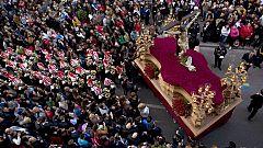 Sevilla, Ávila y Palencia, entre las ciudades que han suspendido procesiones por la lluvia