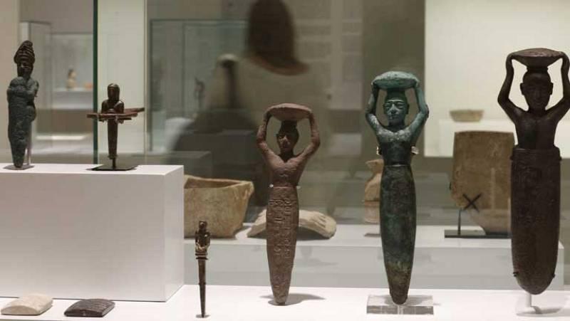 Mesopotamia puede verse hasta el 30 de junio en CaixaForum de Madrid
