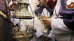 Semana Santa de Pasión en Sevilla por culpa de la lluvia