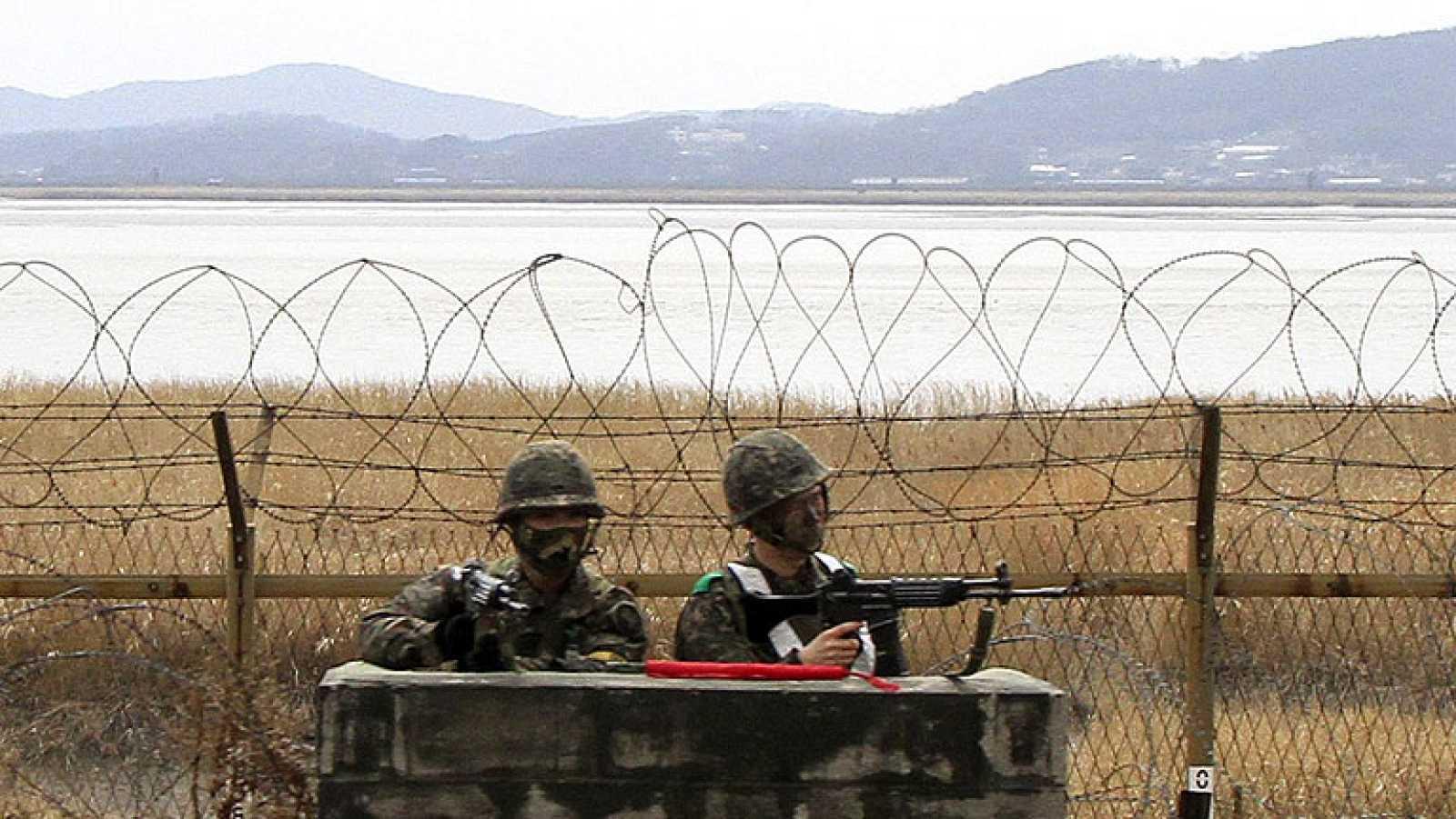 Kim Jong-un promete la ampliación del arsenal nuclear norcoreano