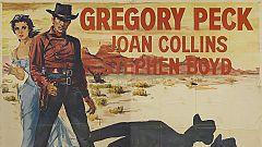 Clásicos de La 1: 'El vengador sin piedad', con Gregory Peck y Joan Collins