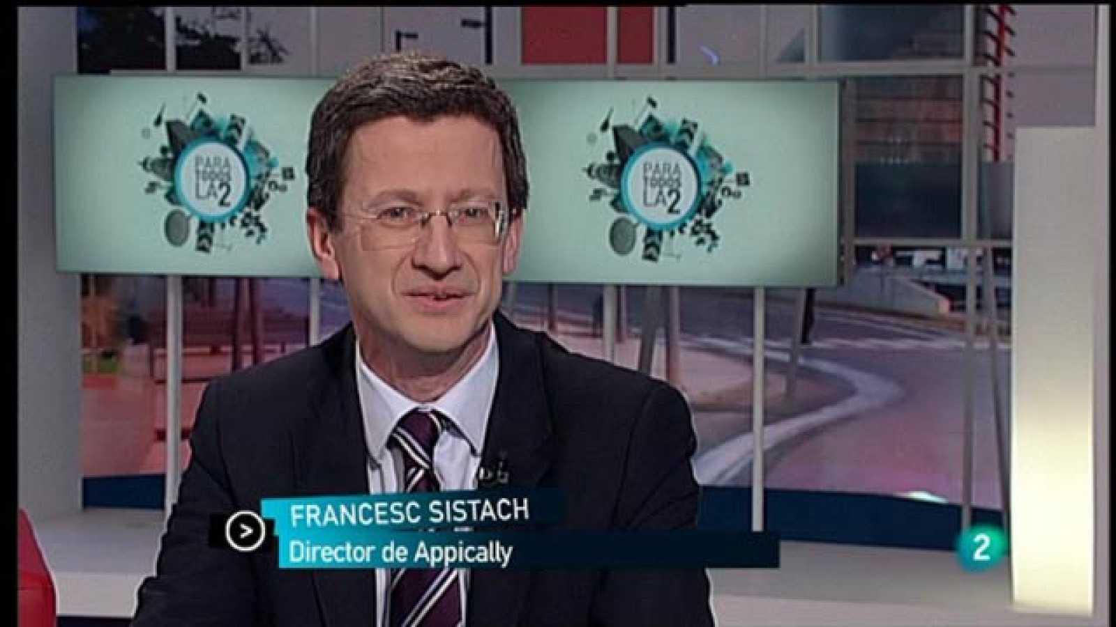 Para Todos La 2 - Entrevista: Francesc Sistach
