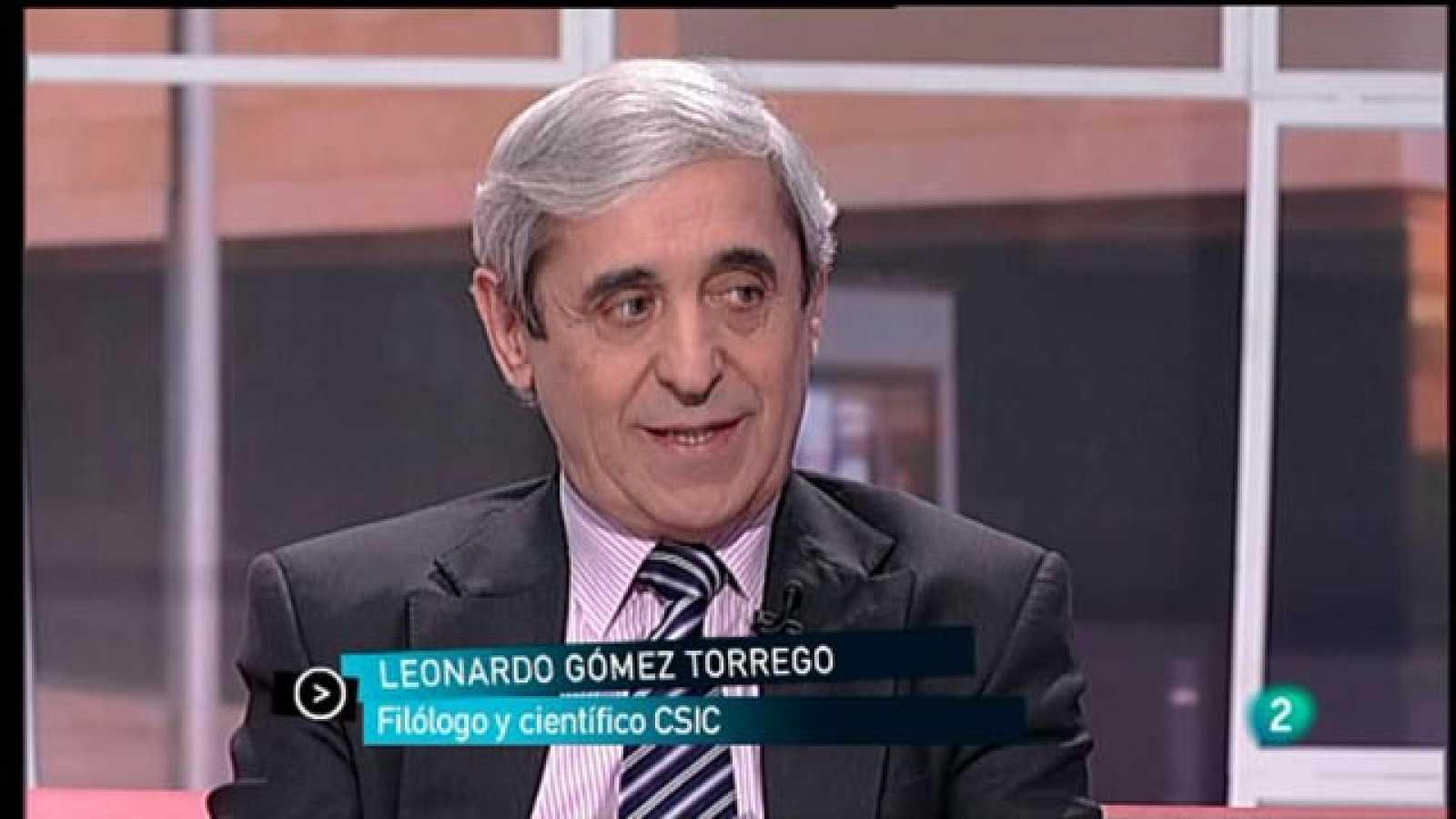 Para Todos La 2 - Entrevista: Leonardo Gómez Torrego, filólogo