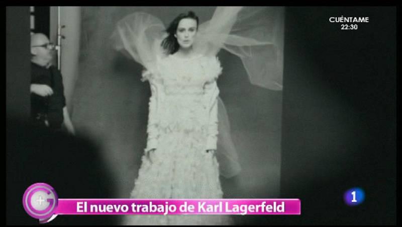 El nuevo trabajo de Karl Lagerfeld