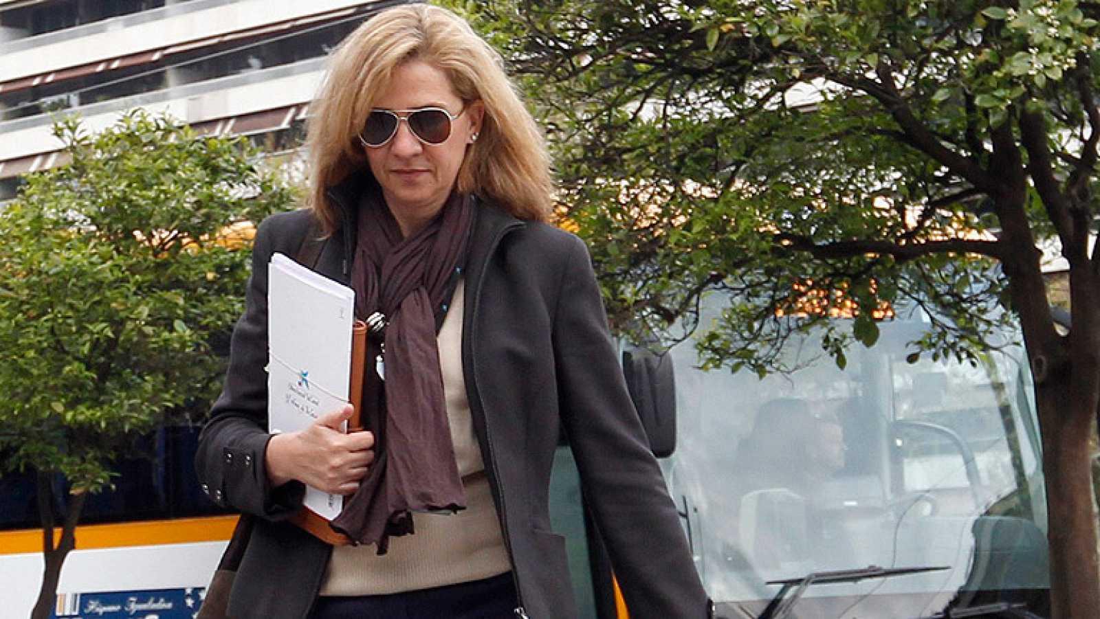 El juez aplaza la declaración de la Infanta Cristina